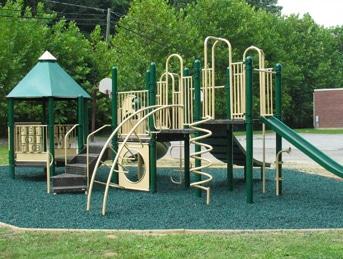 Pamatai vaikų žaidimo aikštelėms